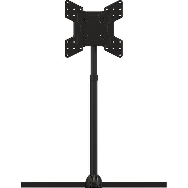 Portable Fixed Universal Floor Stand Mount for 32 - 55 Plasma/LED/LCD by Crimson AV