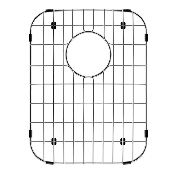 Stainless Steel Bottom Grid, 12-in. x 15.5-in. by VIGO