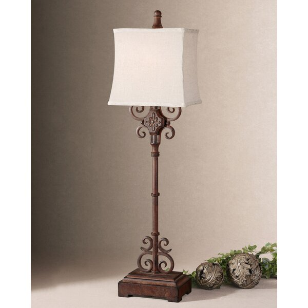 Cubero 38 Buffet Lamp by Uttermost