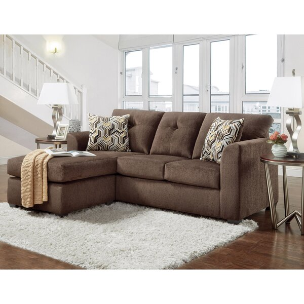 Levan Tufted Reversible Sectional by Latitude Run