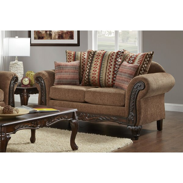 2018 Top Brand Duclos Loveseat by Astoria Grand by Astoria Grand