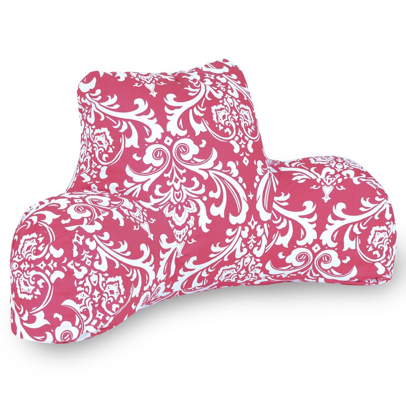 French Quarter Cotton Bed Rest Pillow