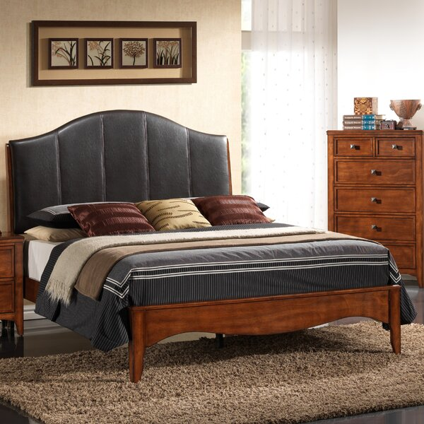 Beale Upholstered Standard Bed by Darby Home Co