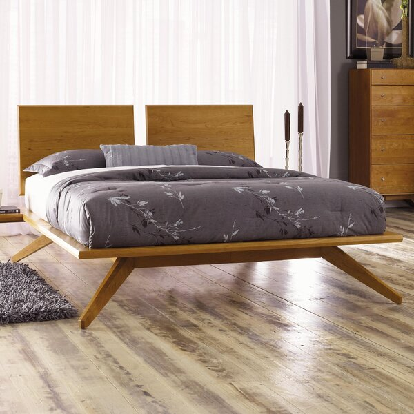 Astrid Platform Bed by Copeland Furniture