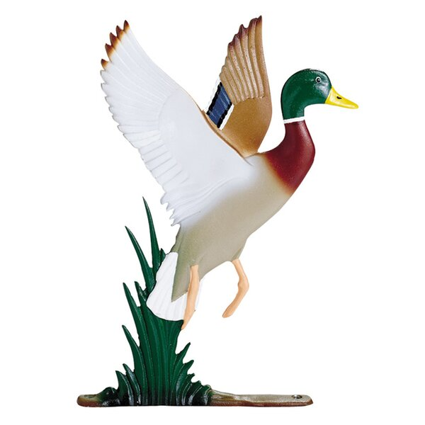 Duck Mailbox Ornament by Whitehall Products