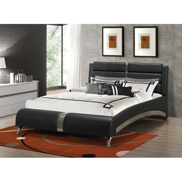 Kratz Upholstered Platform Bed by Latitude Run