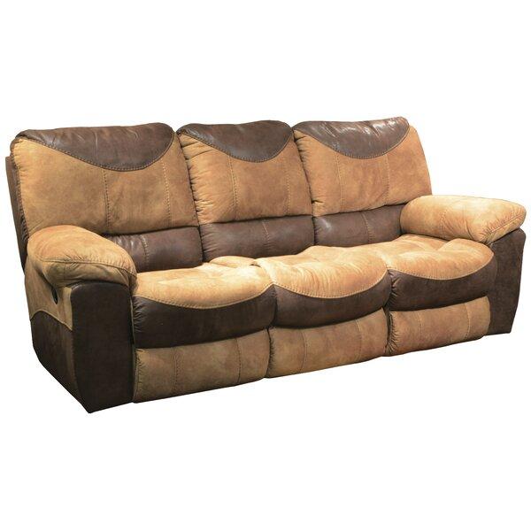 Portman Reclining Sofa by Catnapper