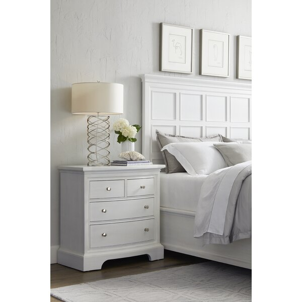 Transitional Standard Bed by Stanley Furniture