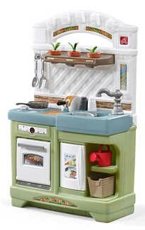 Garden Fresh Kitchen by Step2
