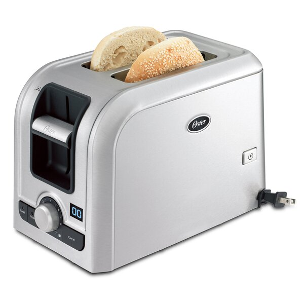 2 Slice Digital Countdown Toaster by Oster