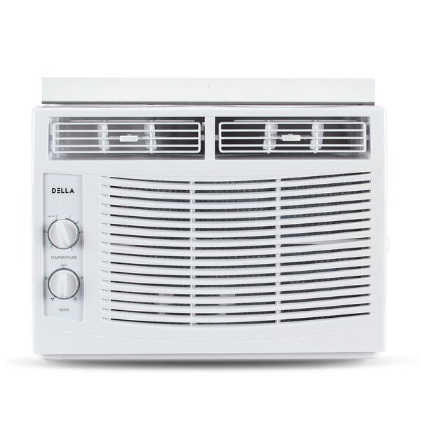 5,000 BTU Energy Star Window Air Conditioner with Remote by Della