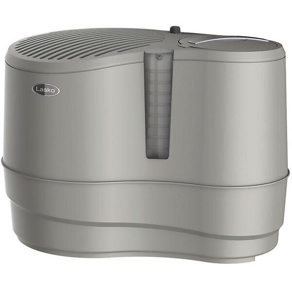 9 Gal. Evaporative Console Humidifier by Lasko