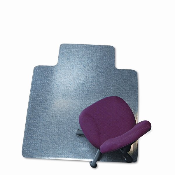 45X53 Lip Chair Mat, Professional Series Anchorbar For Carpet Up To 3/4 by E.S. ROBBINS