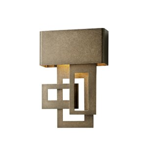 Best Reviews Collage LED Outdoor Wall Lantern By Hubbardton Forge