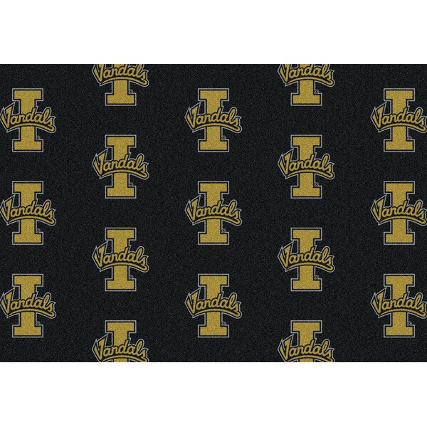 NCAA Team Repeating Novelty Rug by My Team by Milliken