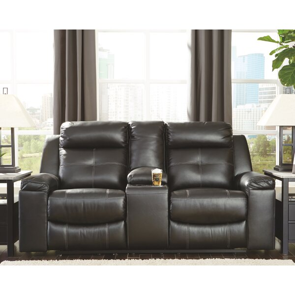Valuable Today Rockton Reclining Loveseat by Latitude Run by Latitude Run