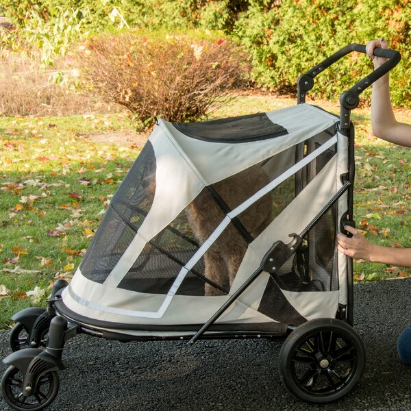 Expedition No Zip Standard Stroller by Pet Gear