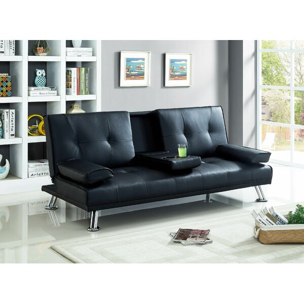 Mccoy Convertible Sofa by Orren Ellis