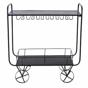 Avonlea Bar Cart by Foreside Home & Garden
