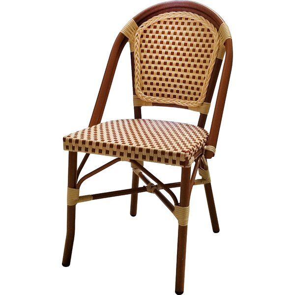 Stacking Patio Dining Chair (Set of 2) by Restaurant Products Guild