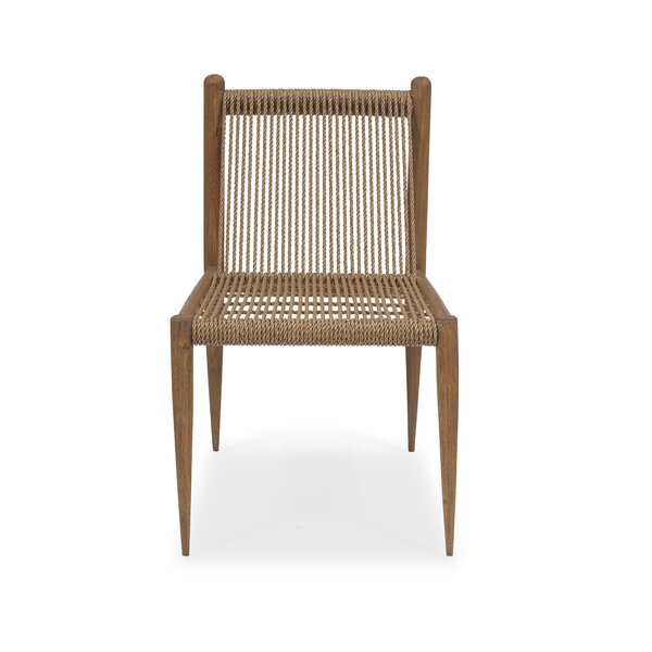 Rasberry Solid Wood Dining Chair by Brayden Studio