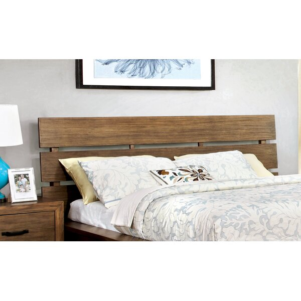 Woodsetter Platform Bed by Loon Peak