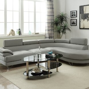 Attirant Curved Sectional Sofas Youu0027ll Love | Wayfair