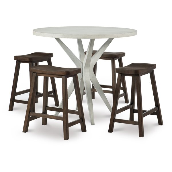 Austin 5 Piece Pub Table Set By Rachael Ray Home Find