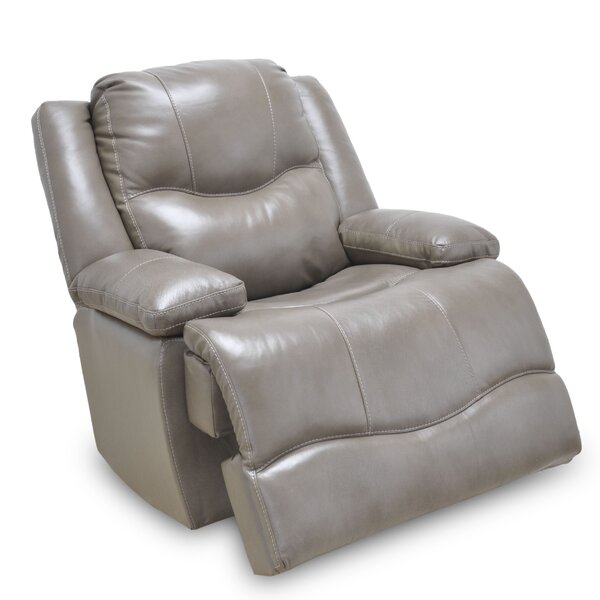 Carlinville Manual Rocker Recliner by Darby Home Co
