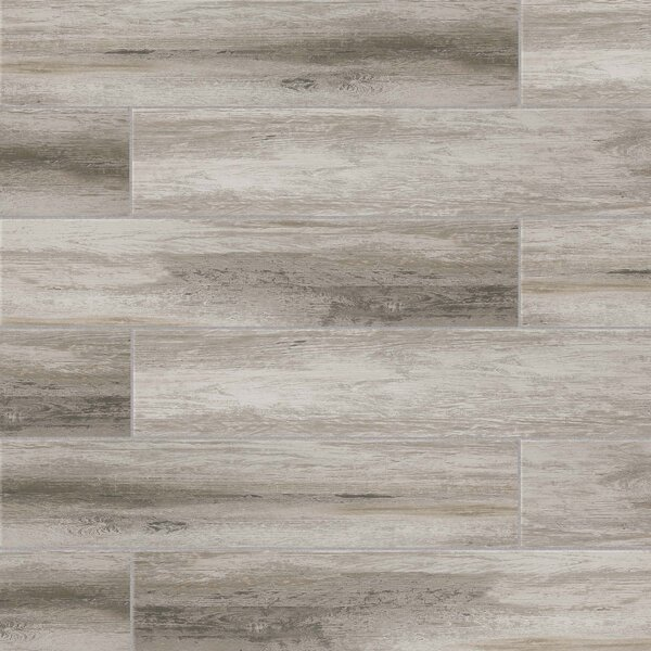 Sun Valley 8 x 24 Porcelain Wood Tile in Lake House by Grayson Martin