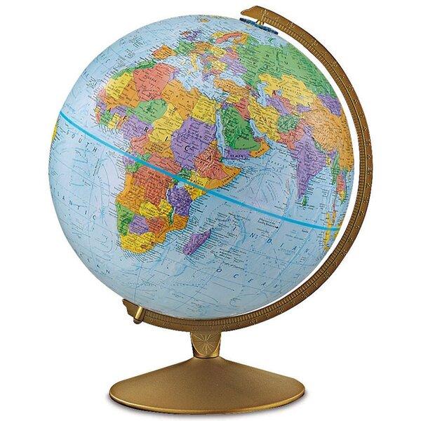 Globe by Charlton Home