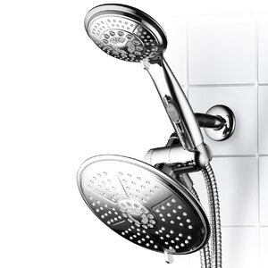 Ultra-Luxury 3-Way Rainfall Shower Head