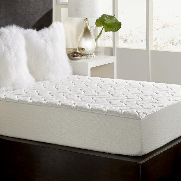 10 Medium Memory Foam Mattress by Alwyn Home
