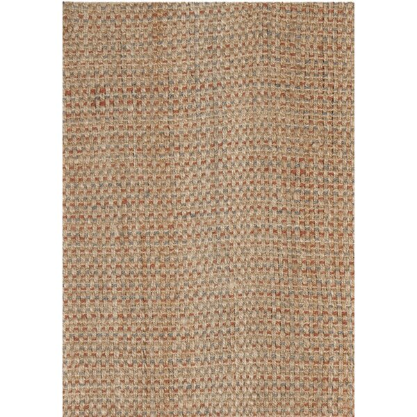 Muriel Hand Woven Brown Area Rug by Laurel Foundry Modern Farmhouse