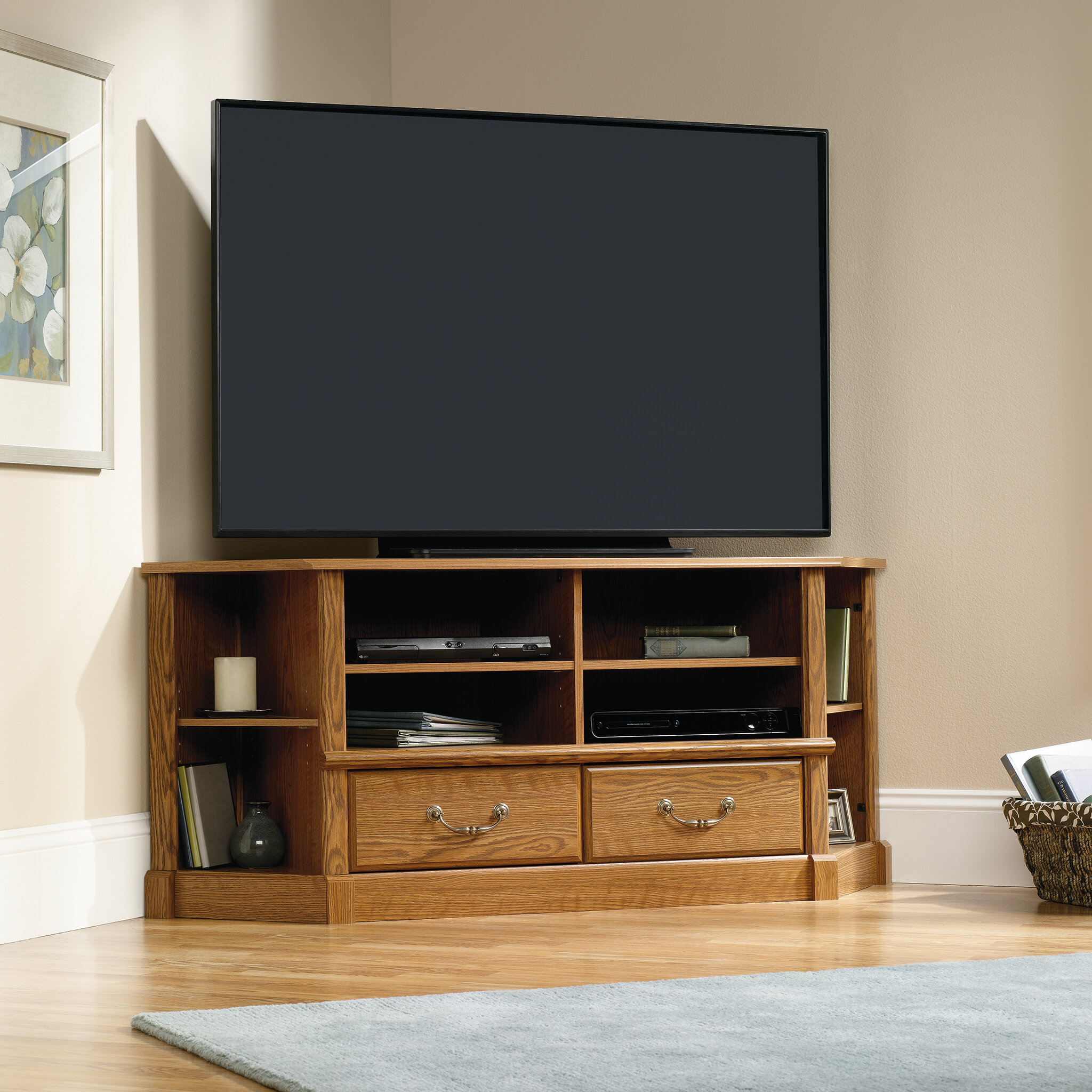 Darby Home Co Levingston Tv Stand For