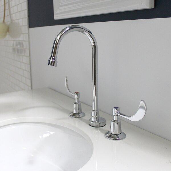 Commander Widespread Bathroom Faucet by Speakman Speakman