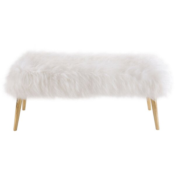 Khoury Upholstered Bench by Mercer41