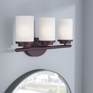 Great Price Callender 3-Light Vanity Light By Latitude Run