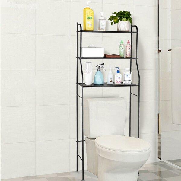 Herrick 23.3 W x 59.4 H Over-the-Toilet Storage