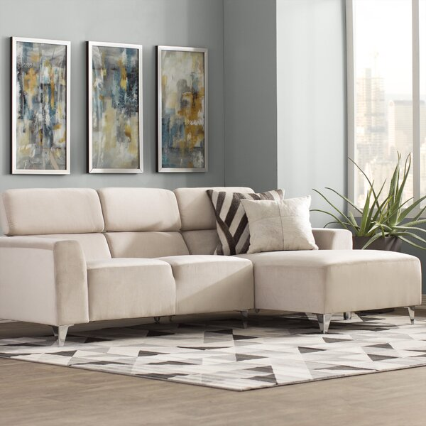 Talus Sectional by Wade Logan
