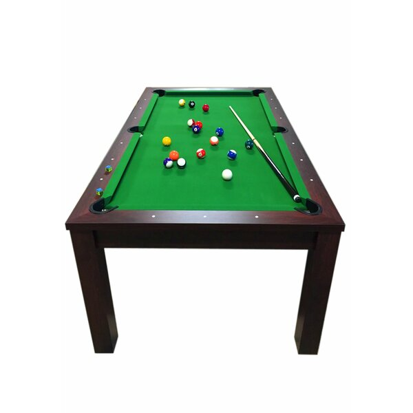 Missisipi Model Snooker Full Accessories Pool Table by Simba USA Inc
