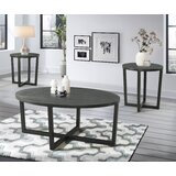 Brodbeck 3 Piece Occasional Coffee Table Set