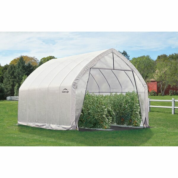 GrowIT 13 Ft. W x 20 Ft. D Greenhouse by ShelterLogic