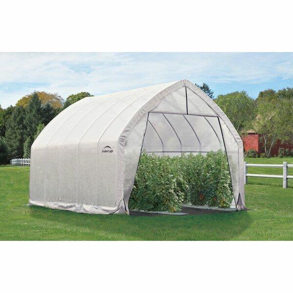 GrowIT 13 Ft. W x 20 Ft. D Greenhouse by ShelterLogic