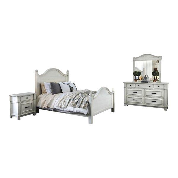 Bruno Standard Configurable Bedroom Set by Longshore Tides Longshore Tides
