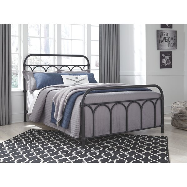 Varela Standard Bed by Williston Forge