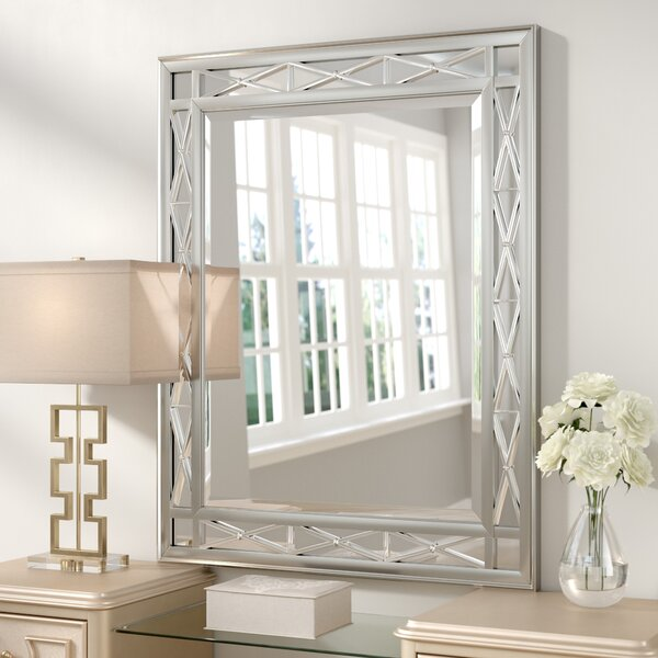 Alessia Rectangular Dresser Mirror by Willa Arlo Interiors