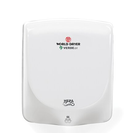 VERDEdri 110-240V Hand Dryer by World Dryer