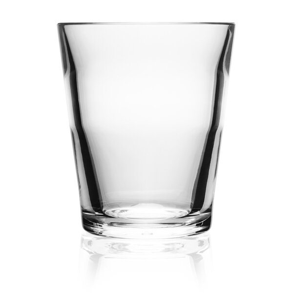 10 oz. Plastic Every Day Glass (Set of 4) by symGLASS