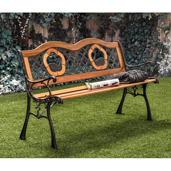 Trumpeter Park Bench by Hokku Designs Hokku Designs